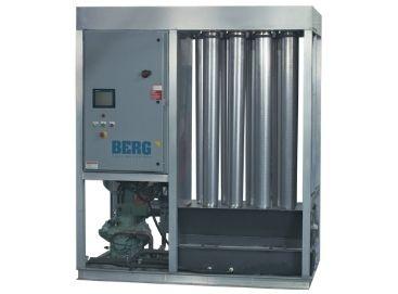 Berg's All-New Shell Ice Maker