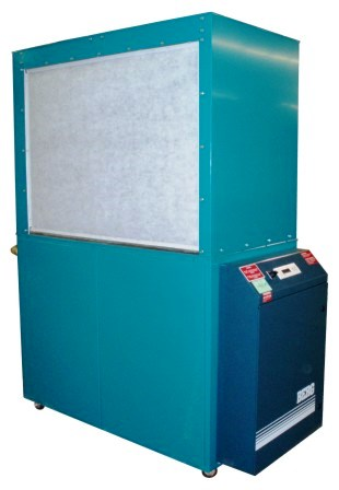 Air Cooled Portable Refrigeration Unit with Inlet Filter