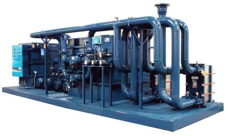 Clean Water Heat Exchanger System