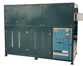Berg Industrial Dehumidifier for use in molding applications