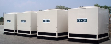 Fiberglass Cooling Towers Manufacturers