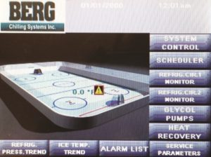 Ice Rink Controller | Berg Chilling Systems