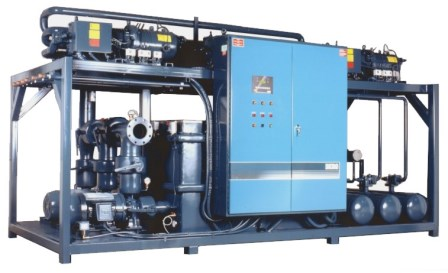 Indoor Air Cooled Package Chiller