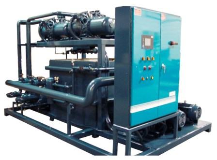Water Cooled Refrigeration Package for Indoor Applications