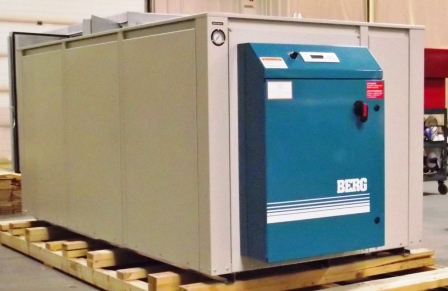 whole water cooled portable chiller