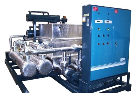 Water Cooled Industrial Refrigeration Units Berg