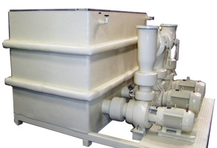 Process Chiller Pump Tank System