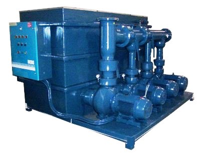 Process Chiller Pump Tank