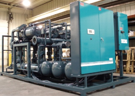Triple Circuit Remote Air Cooled Chiller