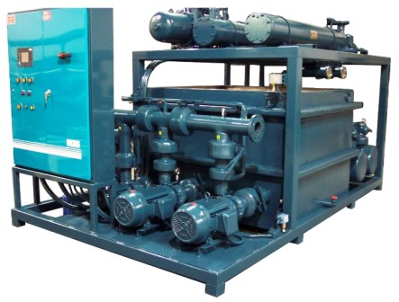 Water Cooled Refrigeration Unit Package