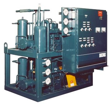 Marine Duty Water Cooled Chiller for vessels