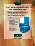 Portable chiller by Berg Chilling Systems Inc.
