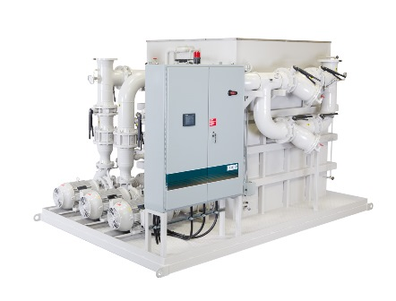 Cooling Tower Pump Tank Package
