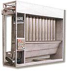 Industrial ice maker; custom ice making machine; shell ice