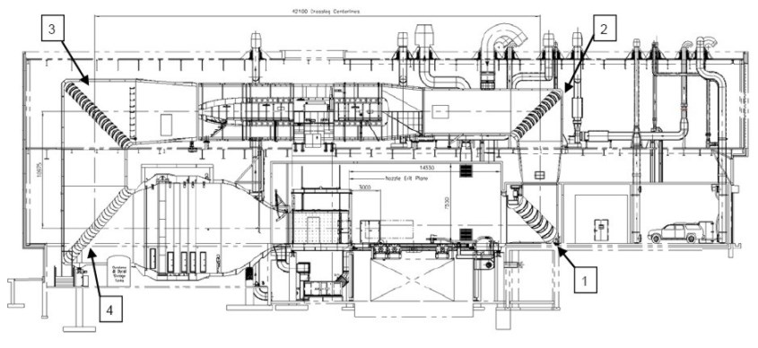 Detailed drawing of ACE Environmental Test Chamber