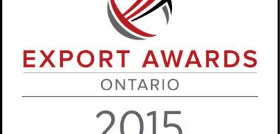 Berg was an Ontario Export Awards in 2015