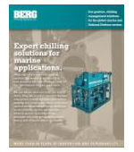 Berg Marine Refrigeration Solutions Brochure Cover