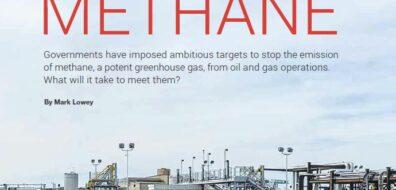Chemical Engineering Magazine - Methane Capture