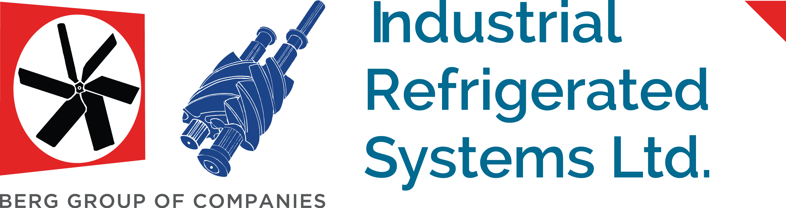 Refrigeration Principles And How A System Works Berg Request To Exit Wiring Diagram Industrial Refrigerated Systems Logo