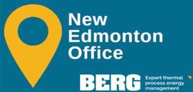 Berg New Edmonton Office