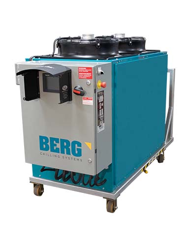 Berg Chilling Systems Ammonia Recovery Unit