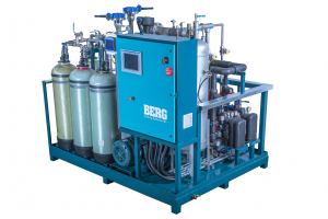 Temperature Control Refrigeration System by Berg Chilling Group