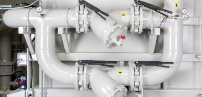 Industrial pipes - refrigerant recovery guidelines