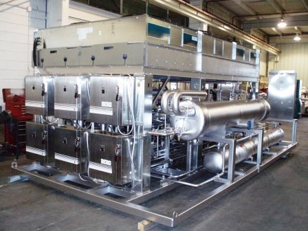 photo of Gulf Chemical's Berg Chiller