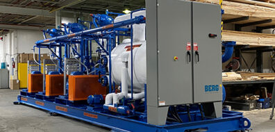 Glace Bay Miners Complex Ammonia Chiller