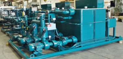 Lexmar Water Cooled Chiller