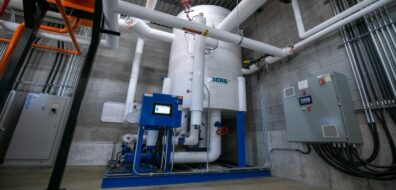 Pintys Delicious Foods Ammonia Chiller